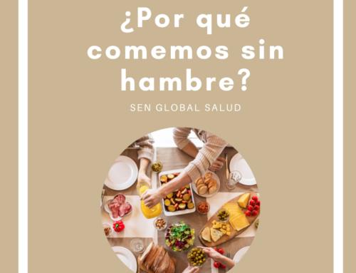 ¿Por qué comemos sin hambre?
